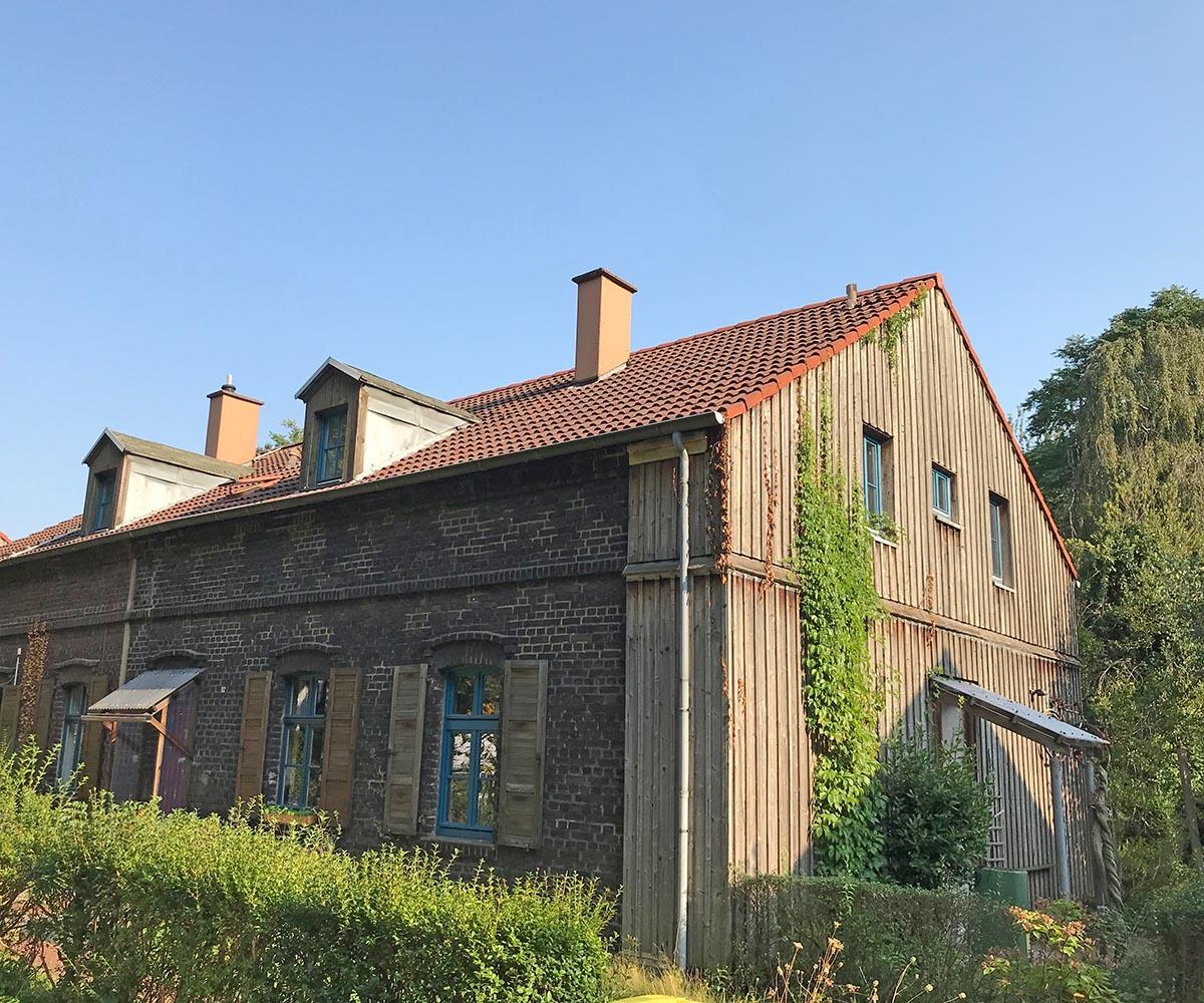 Siedlung Gustavstrasse